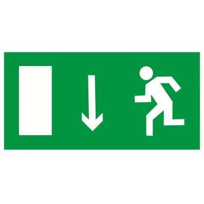 Эвакуационный знак Е 10