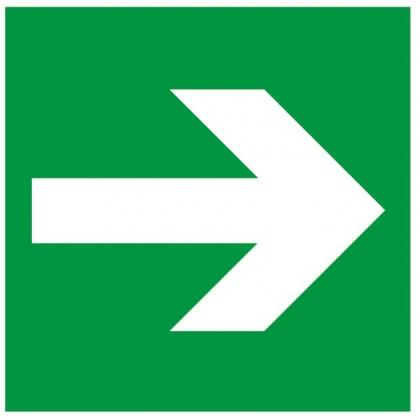 Эвакуационный знак Е 02-01