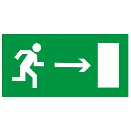 Эвакуационный знак Е 03