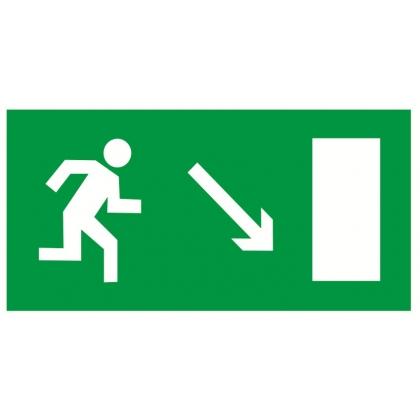 Эвакуационный знак Е 07
