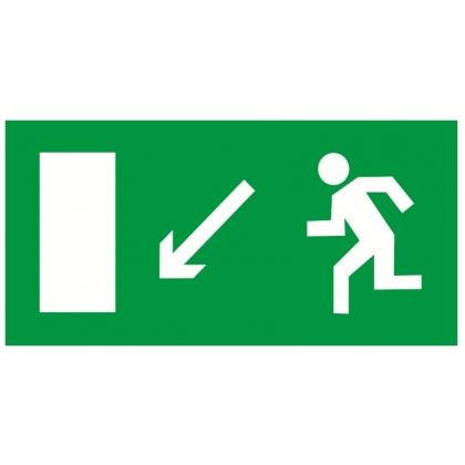 Эвакуационный знак Е 08