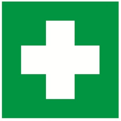 Знак медицинского и санитарного назначения ЕС 01