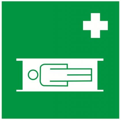 Знак медицинского и санитарного назначения ЕС 02