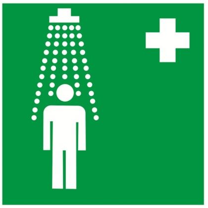 Знак медицинского и санитарного назначения ЕС 03