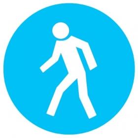 Знак М10